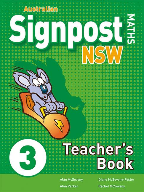 Australian Signpost Maths NSW 3 Teacher's Book