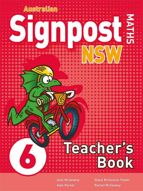 Australian Signpost Maths NSW 6 Teacher's Book