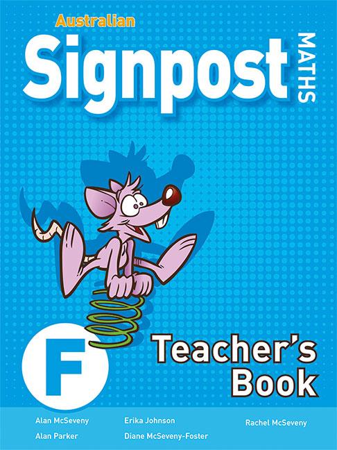 Australian Signpost Maths F Teacher's Book
