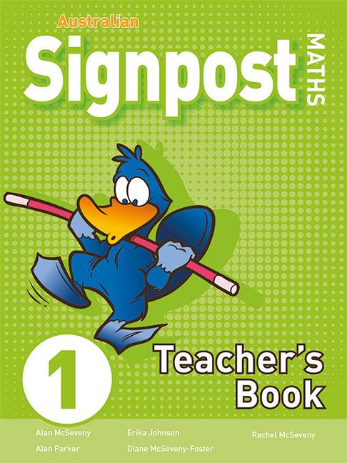 Australian Signpost Maths 1 Teacher's Book