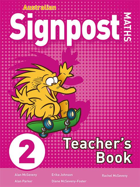 Australian Signpost Maths 2 Teacher's Book