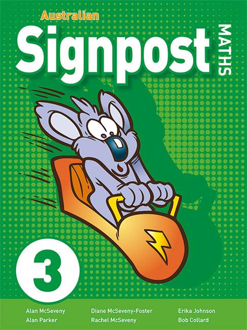 Australian Signpost Maths 3 Student Activity Book