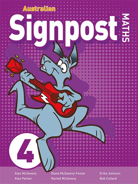 Australian Signpost Maths 4 Student Activity Book