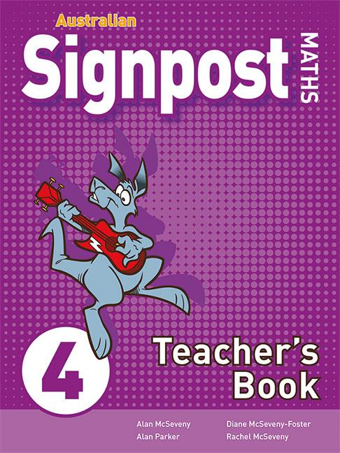 Australian Signpost Maths 4 Teacher's Book