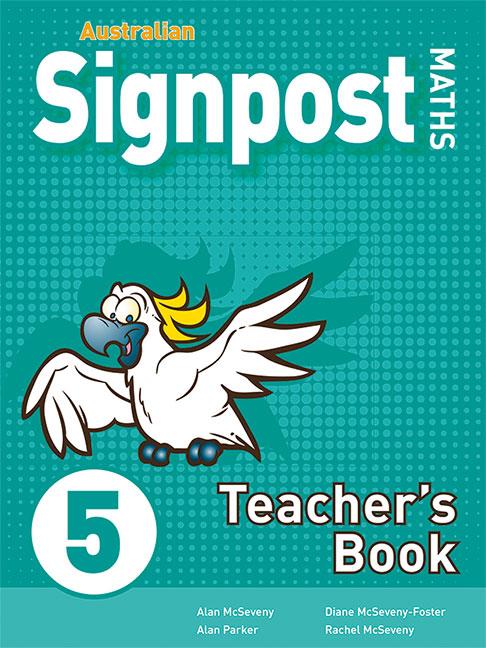 Australian Signpost Maths 5 Teacher's Book