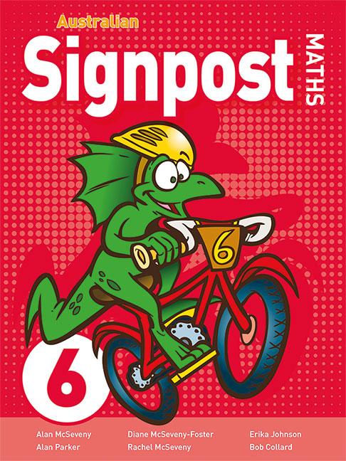 Australian Signpost Maths 6 Student Activity Book
