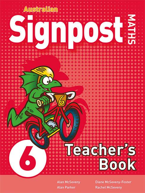 Australian Signpost Maths 6 Teacher's Book