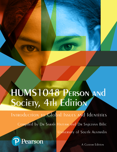 Person and Society HUMS1048 (Custom Edition)