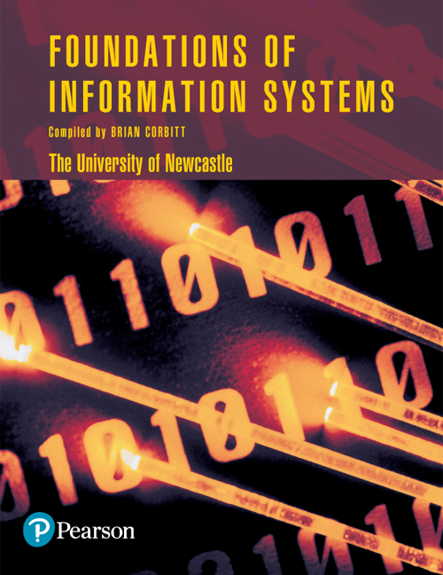Foundations of Information Systems (Custom Edition)