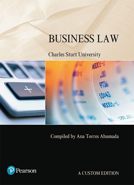 Business Law (Custom Edition)