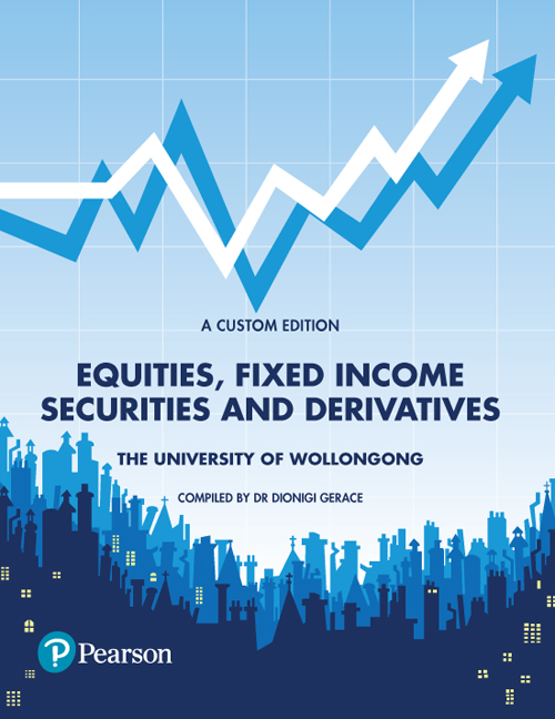 Equities, Fixed Income Securities and Derivatives (Custom Edition)