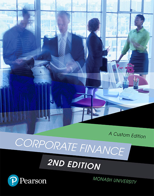 Corporate Finance (Custom Edition)