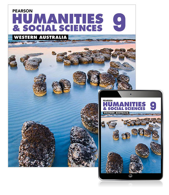 Pearson Humanities and Social Sciences Western Australia 9 Student Book with eBook