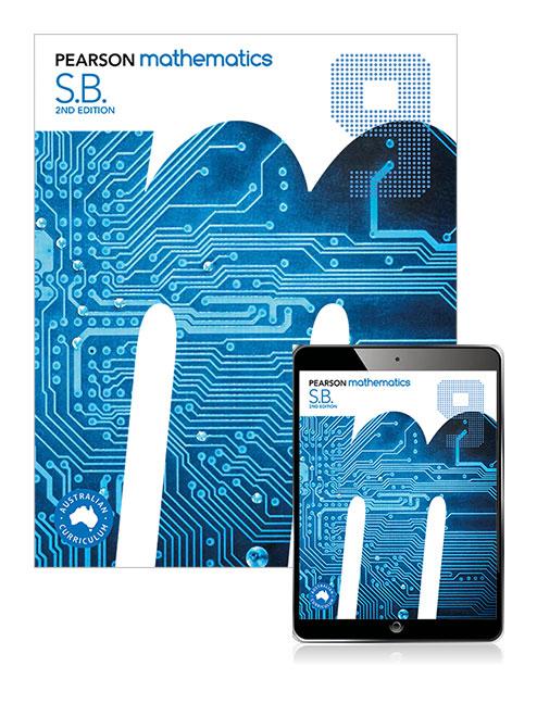 Pearson Mathematics 9 Student Book, Lightbook Starter with eBook
