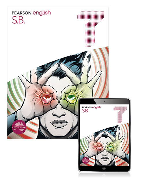 Pearson English 7 Student Book with eBook