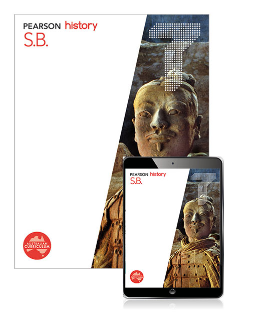 Pearson History 7 Student Book with eBook