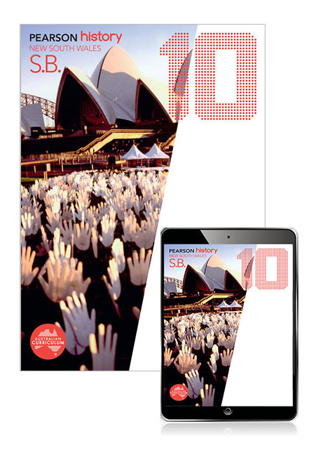 Pearson History New South Wales 10 Student Book with eBook