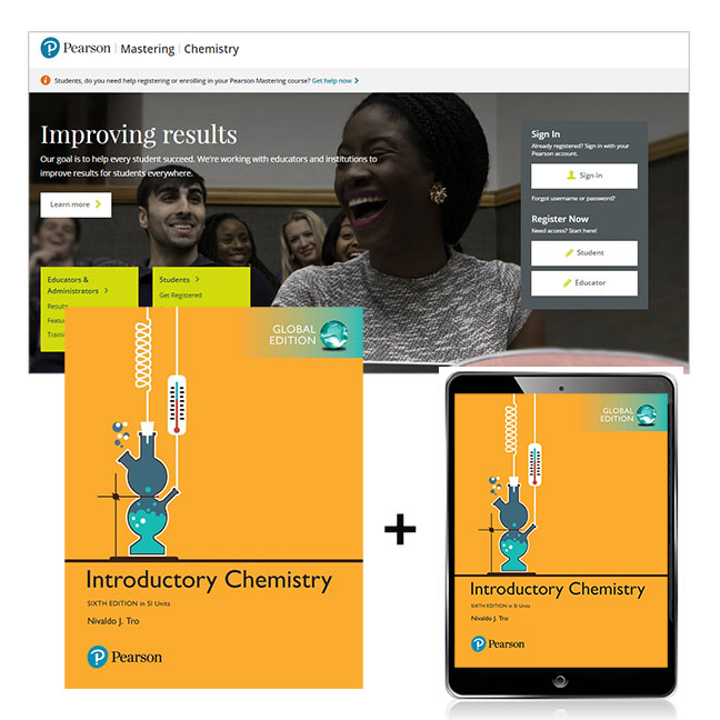 Introductory Chemistry in SI Units, Global Edition + Mastering Chemistry with eText