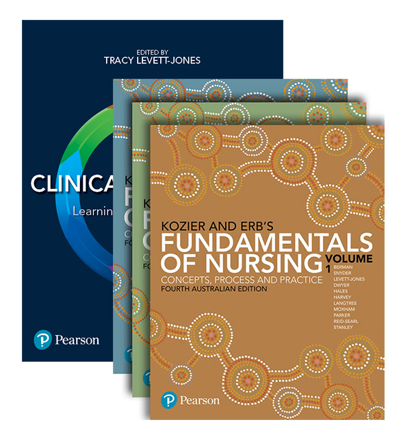 Kozier and Erb's Fundamentals of Nursing + Clinical Reasoning