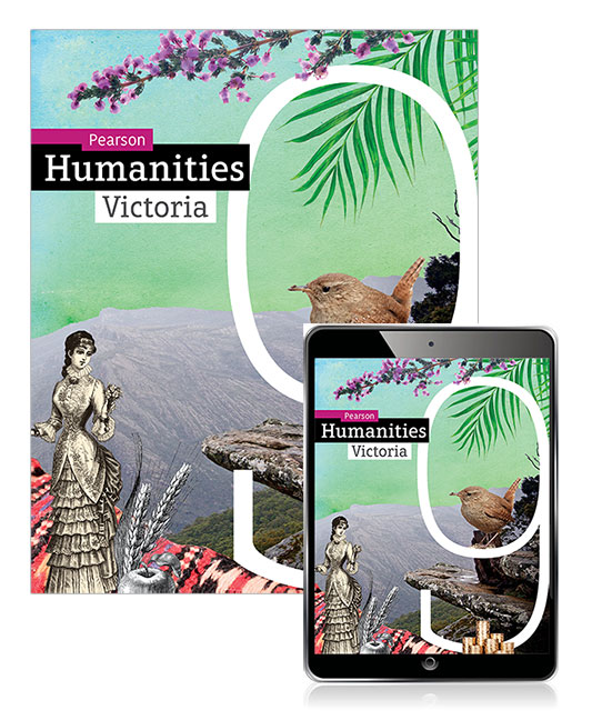 Pearson Humanities Victoria 9 Student Book, eBook and Lightbook Starter