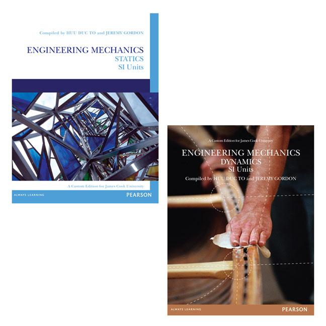 Engineering Mechanics: Statics SI Units (Custom Edition) + Engineering Mechanics Statics SI Units (Custom Edition)