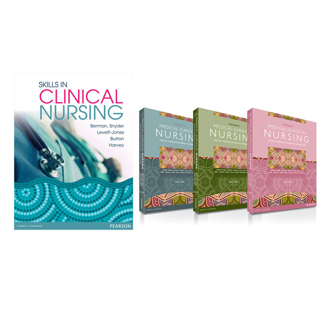 Medical-Surgical Nursing: Critical Thinking for Person-Centred Care + Skills in Clinical Nursing