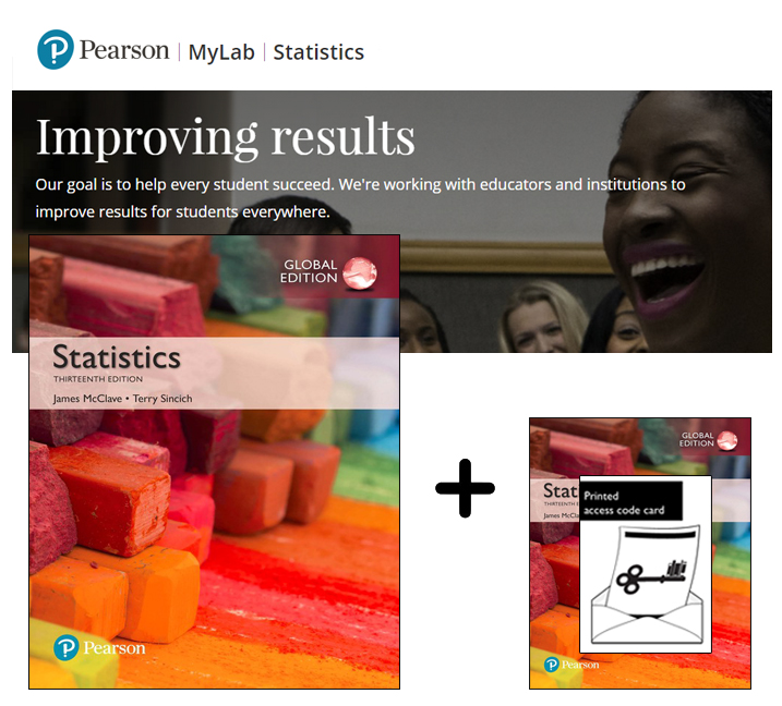 Statistics, Global Edition + MyLab Statistics with eText