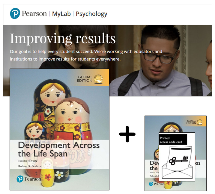 Development Across the Life Span, Global Edition + MyLab Psychology with eText