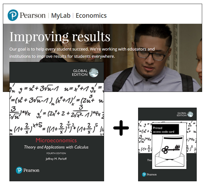 Microeconomics: Theory and Applications with Calculus, Global Edition + MyLab Economics with eText