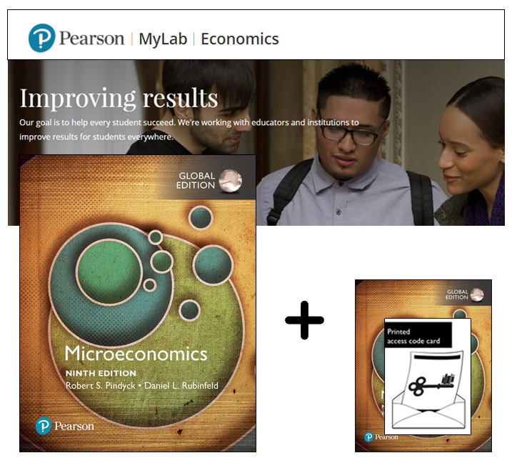 Microeconomics, Global Edition + MyLab Economics with eText