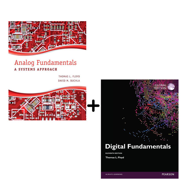 Analog Fundamentals: A Systems Approach + Digital Fundamentals, Global Edition