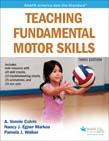 Teaching Fundamental Motor Skills With Web Resource 3ed