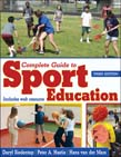 Complete Guide to Sport Education 3ed