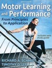 Motor Learning and Performance: From Principles to Application 6ed