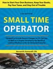 Small Time Operator: How to Start Your Own Business, Keep Your Books, Pay Your Taxes, and Stay Out of Trouble 15ed