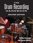 Drum Recording Handbook 2ed