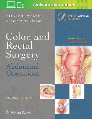 Colon and Rectal Surgery: Abdominal Operations