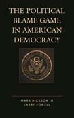 Political Blame Game in American Democracy