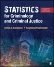 Statistics for Criminology and Criminal Justice 4ed
