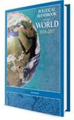 Political Handbook of the World 2016-2017 (2 Volumes)