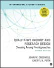 Qualitative Inquiry and Research Design: Choosing Among Five Approaches (ISE) 4ed