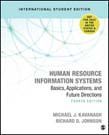 Human Resource Information Systems: Basics, Applications, and Future Directions (ISE) 4ed