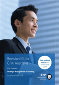 CPA Australia B2 - Strategic Management Accounting Revision Kit
