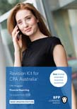 CPA Australia C2 - Financial Reporting Revision Kit