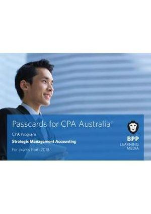 CPA Australia B1 - Strategic Management Accounting Passcards