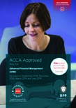 ACCA - P4A Advanced Financial Management Study Text