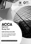 ACCA - F8A Audit and Assurance Study Text