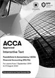 ACCA - F3A Foundations of Financial Accounting FFA (FIA/FAB) Interactive Text