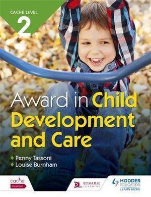CACHE Level 2 Award in Child Development and Care
