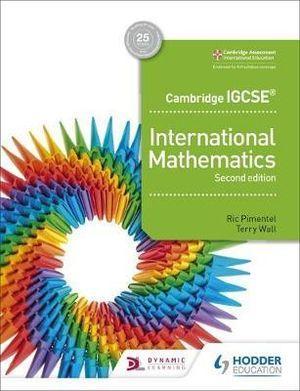 Cambridge IGCSE International Mathematics, 2nd Edition